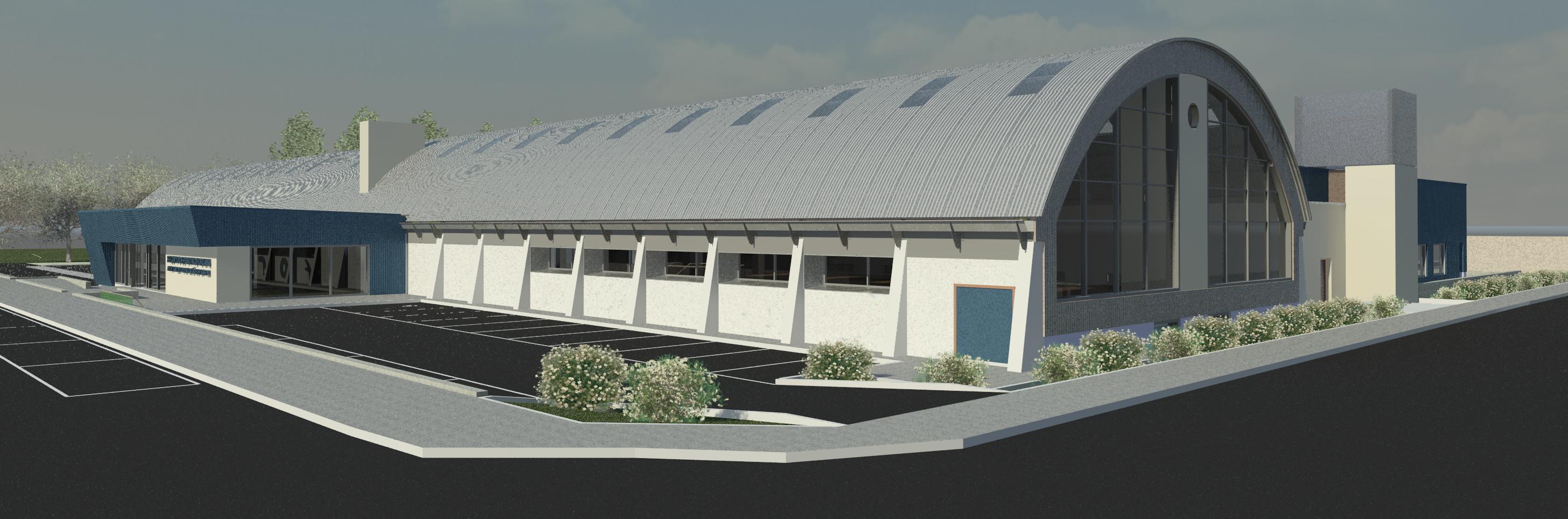 Loeches 6b arquiloeches estudio de arquitectura en madrid - Estudio de arquitectura en madrid ...